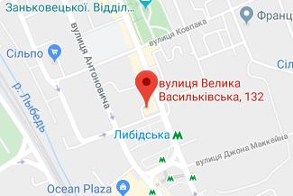 Нотаріус у Голосіївському районі Києва Невечеря Валентина Григорівна